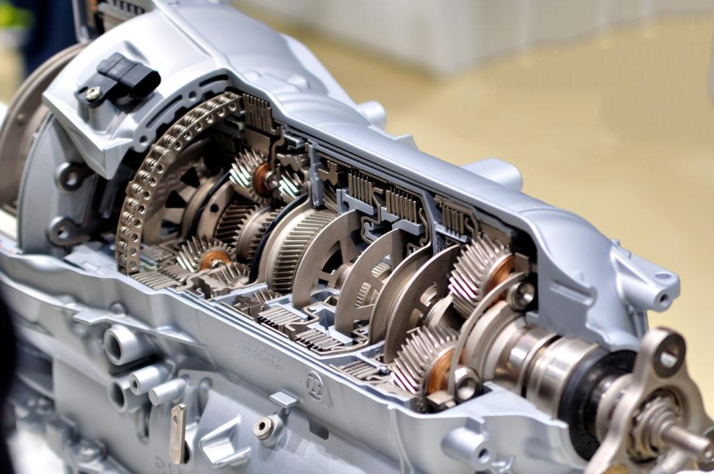 Reparation boite de vitesse automatique